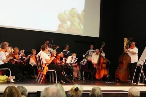 Dementia patients play with orchestra in bid to boost brain skills | ESRC press coverage | Scoop.it