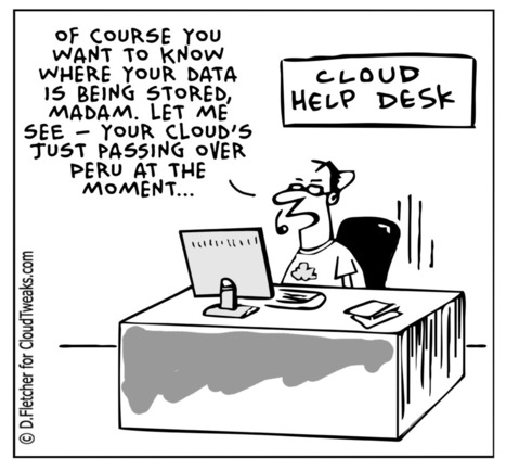 Invisible Computing: How Cloud Is Forcing Software And Hardware Apart - CloudTweaks | Best on the web | Scoop.it