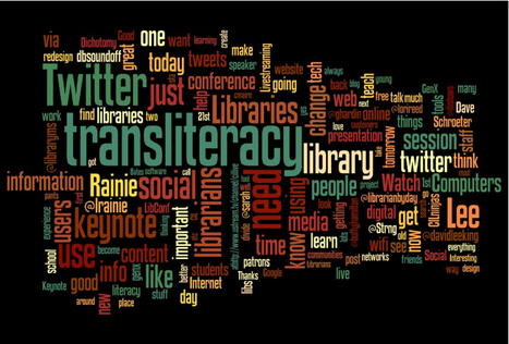 "What Is This Buzz Word ""Transliteracy""? A Q&A with Ryan Nadel 
