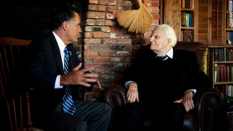Billy Graham buys election ads after Romney meeting | It's Show Prep for Radio | Scoop.it