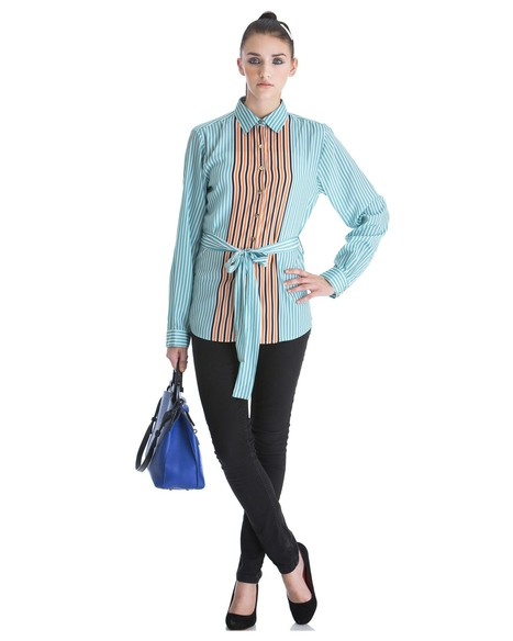Shop for the 'blurred lines' shirt by Yogesh Chaudhary at Stylista   Stylista   Scoop.it