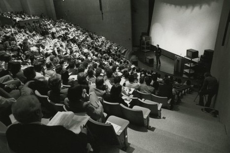 Lectures Aren't Just Boring, They're Ineffective, Too, Study Finds | kontextdenker | Scoop.it