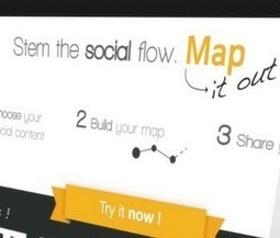 Comment trier rapidement l'information sur les réseaux sociaux ? curation + mindmapping = map it out | histoire des arts CRDP Toulouse | Scoop.it