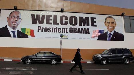À Dakar, Obama plaide pour la démocratie - Le Figaro   Kouuuwi!   Scoop.it