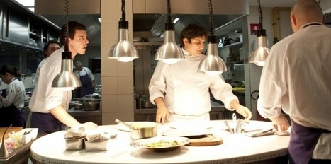 Chefs étrangers au top | Fle gastronomie cuisine | Scoop.it