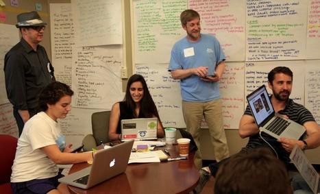 J-School Hackathon at UNC Emphasizes Collaboration, Entrepreneurial Spirit | Digital Cinema - Transmedia | Scoop.it
