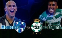 Santos Laguna vs Monterrey Rayados – Final CONCACAF 2013 | Ver Futbol en Vivo | Scoop.it