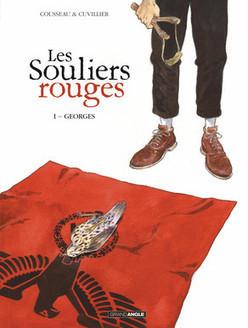 """Quai des bulles : Le Prix Coup de Coeur est attribué à Damien Cuvillier : """"Les souliers rouges""""  Editions Grand Angle   Romans régionaux BD Polars Histoire   Scoop.it"""