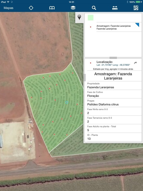 "Collector for ArcGIS  ""Offline Mode"" 