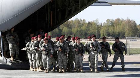 NATO troops and bases not welcome in Slovakia and Czech Republic | Czech Army in the world | Scoop.it