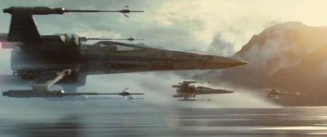 El primer tráiler de 'Star Wars: El despertar de la Fuerza' | CAU | Scoop.it