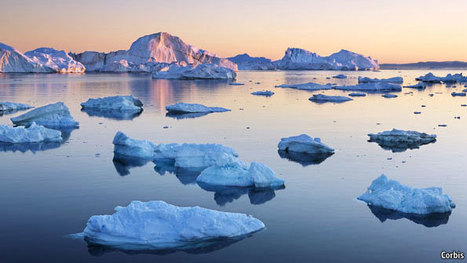 The melting north | Laying claim to the Arctic | Scoop.it