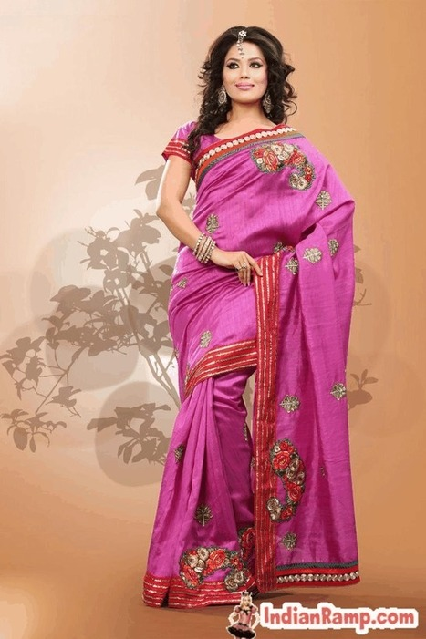 Classic Saree Collection, Latest Classic Saree Designs for Women | Indian Ramp | Fashion for everyone | Scoop.it