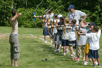 It's Time to Get Back to Nature at Summer Camps - Room for Debate | Children in Nature | Scoop.it