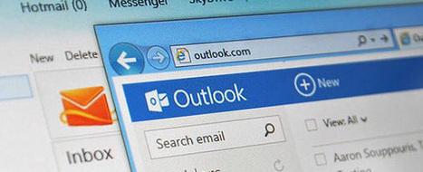 Hotmail se acaba hoy: pasos a seguir para usar el nuevo Outlook | The audience is listening | Scoop.it
