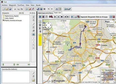 De Google Maps a tu navegador GPS · pcactual.com · Navegadores | Geografia mundial | Scoop.it