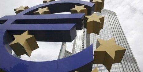 L'assouplissement quantitatif de la BCE est-il efficace ?   ECONOMIE ET POLITIQUE   Scoop.it