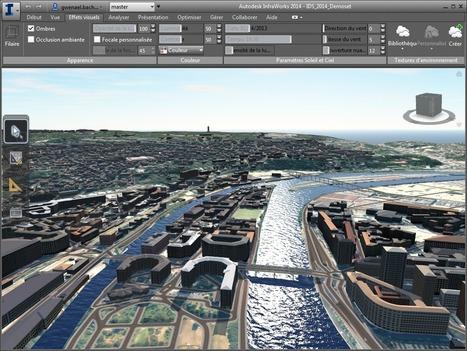 GRAPH LAND Blog » Webinar Graph Land : Présentation de la solution Autodesk InfraWorks | Partenaires | Scoop.it