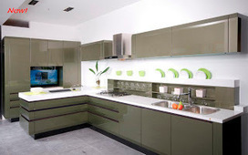 European Style Kitchen Cabinets - Great Modern European Design | Facebook Android-Based Operating System | Scoop.it