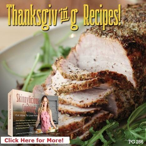 Fennel Rosemary Roast Pork Tenderloin (Thanksgiving Recipe) | Useful Fitness Articles | Scoop.it