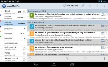 Aqua Mail - email app - Applications Android sur Google Play | Apps para Android | Scoop.it
