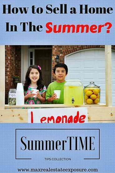 How to Sell a Home in The Summer | Social Media For Real Estate | Scoop.it
