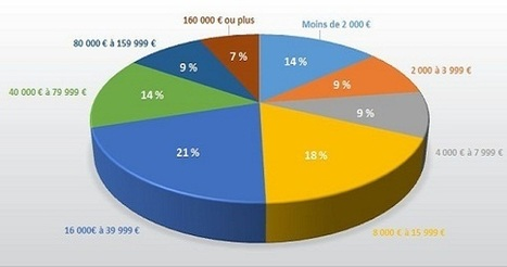 Moins de 16.000 euros au démarrage pour la moitié des entrepreneurs, Actualités - Les Echos Entrepreneur | Technopole de l'Aube | Scoop.it