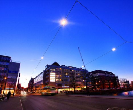 Bright Lights, Big City: urban-lighting projects that dazzle | green streets | Scoop.it