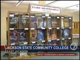 JSCC Library Hosts Broadway Exhibit | WBBJTV West Tennessee's News Channel | Local News | Tennessee Libraries | Scoop.it