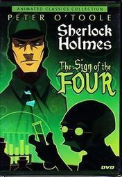 Peter O'Toole Sherlock Holmes The Sign of The Four DVD New | eBay | Doyleockian | Scoop.it