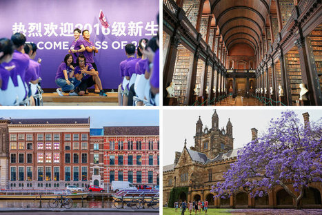 A Guide to Getting a Bachelor's Abroad | college search 101 | Scoop.it