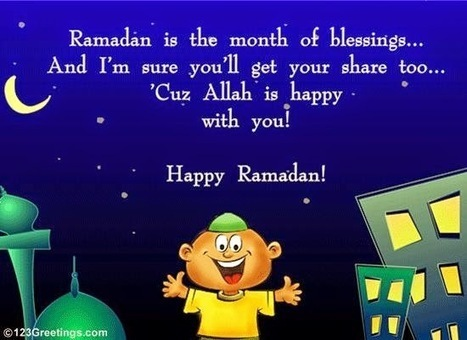 When is Ramadan 2014? | technology | Scoop.it