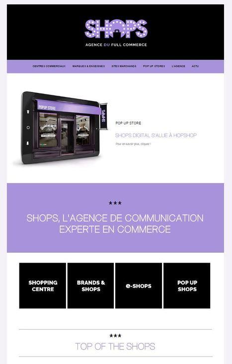 Des magasins éphémères pour durer [tribune] | Magasin digital et connecte | Scoop.it