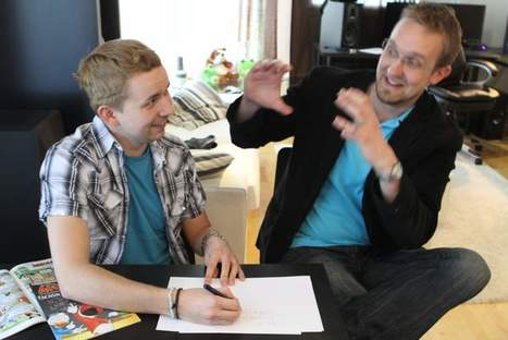 Defectors aim to create next 'Angry Birds'   Finland   Scoop.it