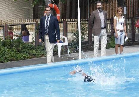 La natación, el deporte más practicado; el fútbol, el de más afición | Rober | Scoop.it