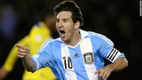 Messi Will Feel An Incredible World Cup | Waksap Sport | waksapblog | Scoop.it