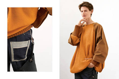 FIND ONLINE THE H&M DESIGN AWARD 2016 HANNAH JINKINS COLLECTION  - Arc Street Journal | FASHION | Scoop.it