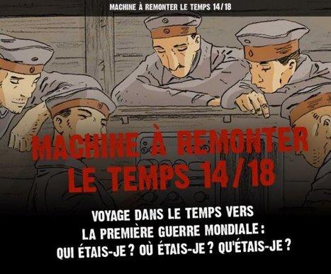 Machine à remonter le temps | TICE | Scoop.it