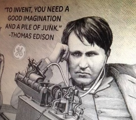 Five Ways to Turn Everybody into an Inventor | The Butterfly Maiden Project | Scoop.it