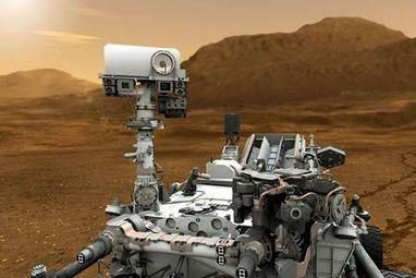 Mars Curiosity : la sonde livrée à elle même pendant quatre semaines | About Curiosity... | Scoop.it