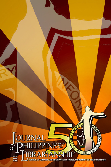Journal of Philippine Librarianship | The Future Librarian | Scoop.it