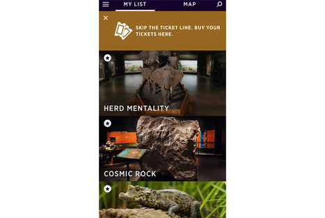 Think like an explorer with new American Museum of Natural History app | Educational Technology Applications | Scoop.it