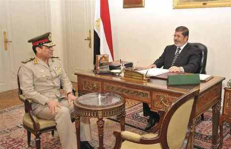 Military will defend Egypt against internal or external threats: El-Sisi | Égypt-actus | Scoop.it