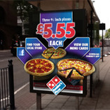 Domino's Pizza taps augmented reality to promote pizza offers - Mobile Commerce Daily - Mobile Marketer - Mobile | augmented reality examples | Scoop.it