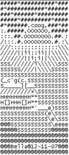 ASCII House?? | ASCII Art | Scoop.it