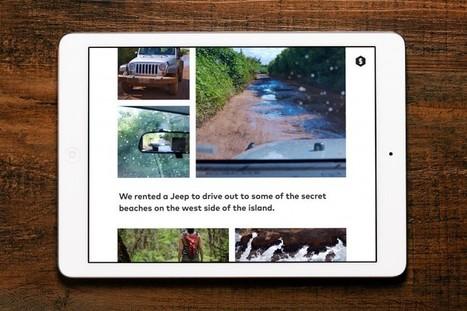 Storehouse, una nueva forma de contar historias desde el iPad | iPad classroom | Scoop.it