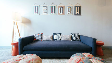 From WeWork To WeLive: Startup Moves Members Into Its First Residential Building | Real Estate Designs | Scoop.it