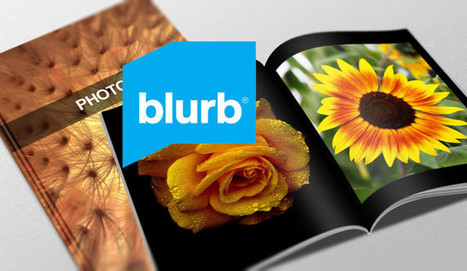 Magazines, Photos & Books: Self-Publishing with Blurb | Technology | Scoop.it