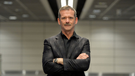 Astronaut Chris Hadfield to be Irish tourism ambassador | Technology in Business Today | Scoop.it