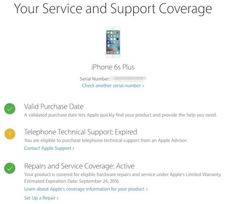 Friday Five: Apple Webpages You Should Bookmark Right Now   Mac Tech Support   Scoop.it
